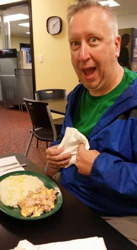 Hanks dining