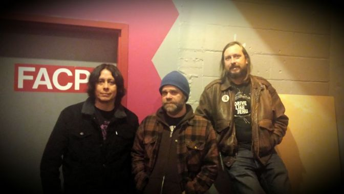Podcast: A pre-show interview with Earthless