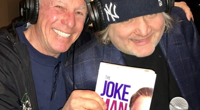 Podcast: Jackie 'The Joke Man' Martling previews new book