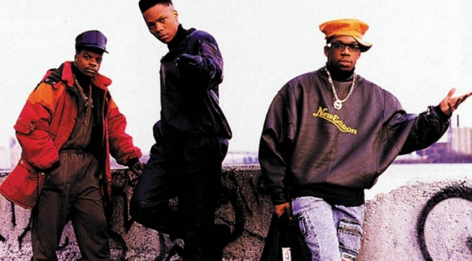Clark reflects on time with Bell Biv DeVoe, Paulette Burroughs